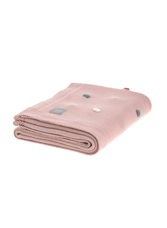 Heavenly Soft gebreid deken