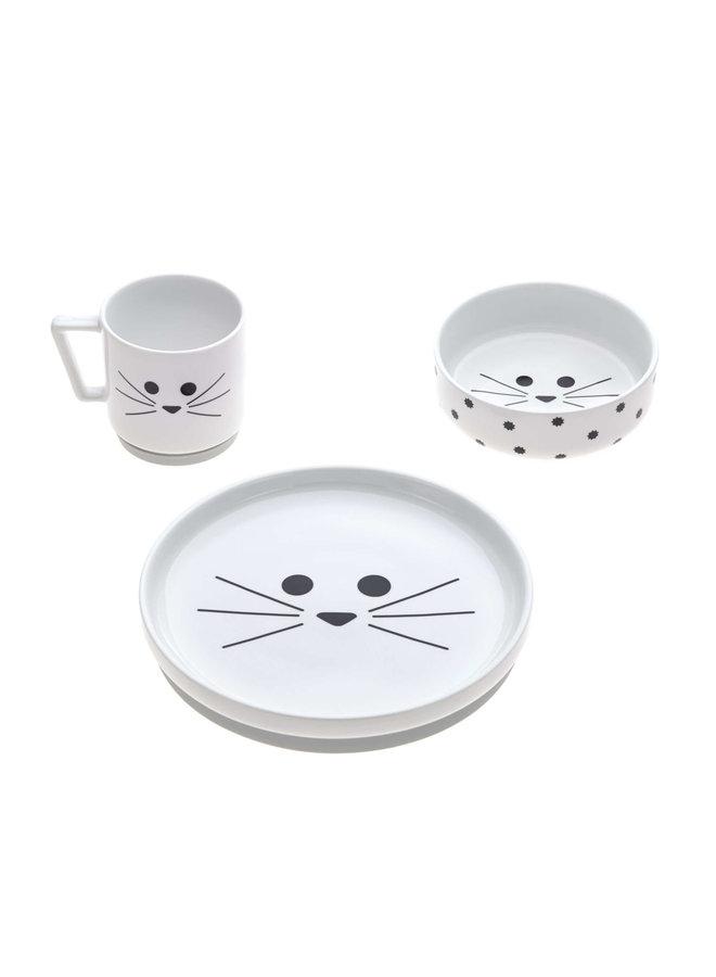 Porcelain children's tableware