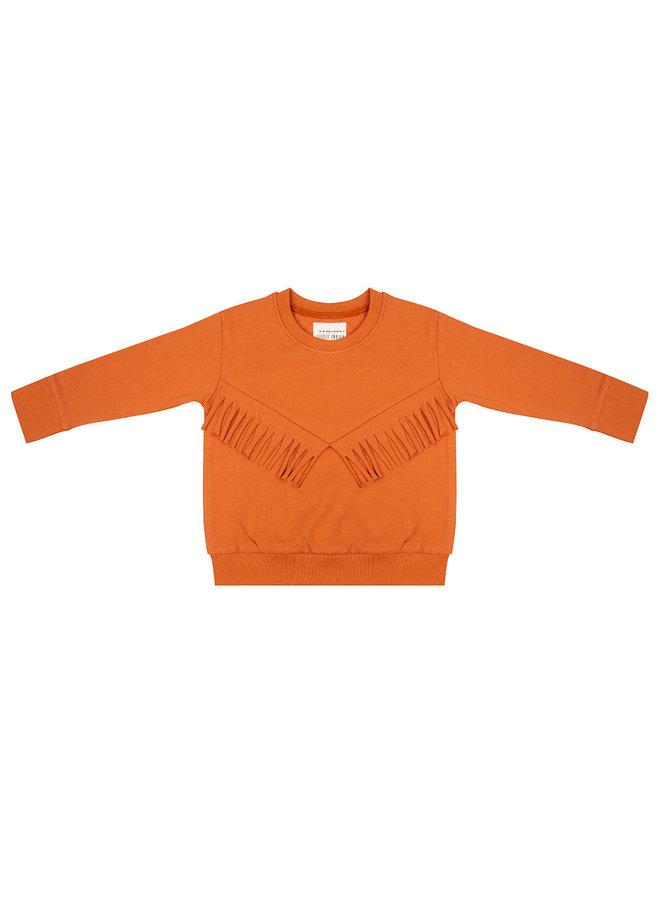 Sweater Boho Bombay brown