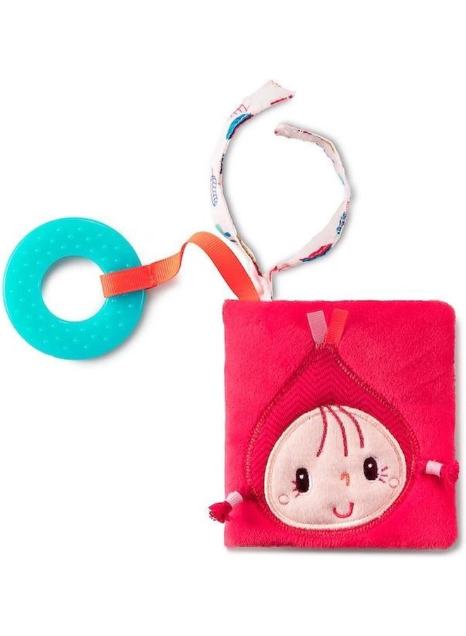 Cuddle book Red Riding Hood