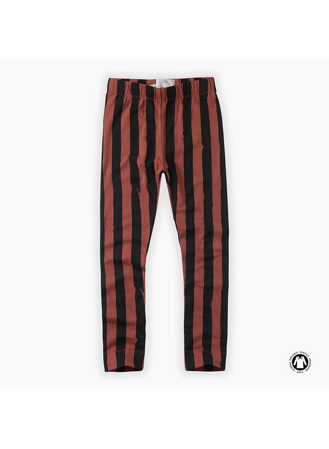 Legging Painted Stripe