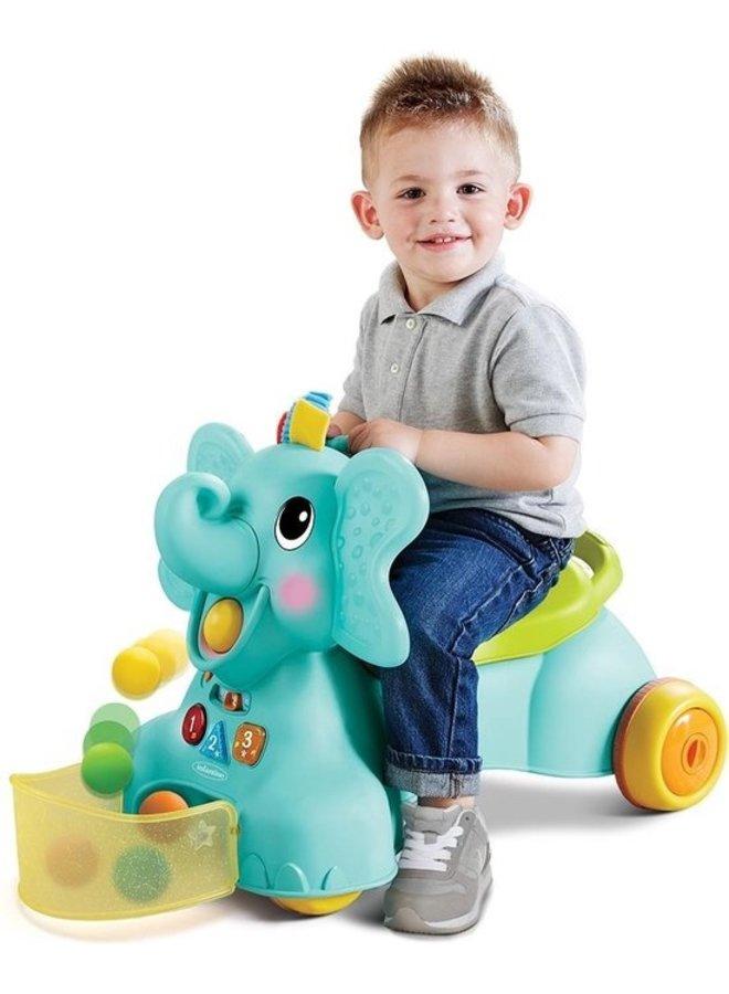 Ride on Elephant
