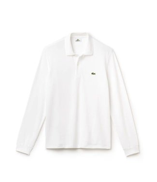 Lacoste Lacoste Polo Sport Long Sleeve Wit