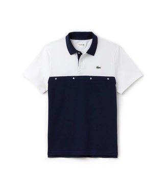 Lacoste Lacoste Tennis Polo Wit/Navy