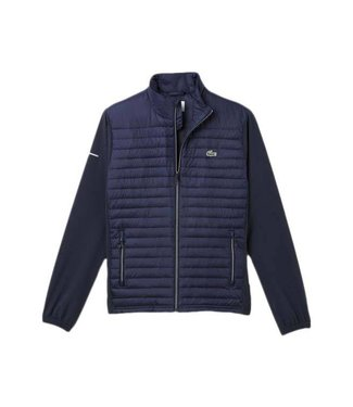 Lacoste Lacoste Quilted Jack Navy