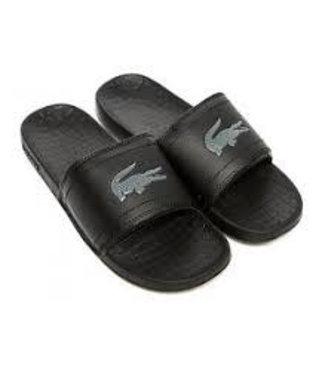 Lacoste Lacoste Fraisier Slippers Zwart