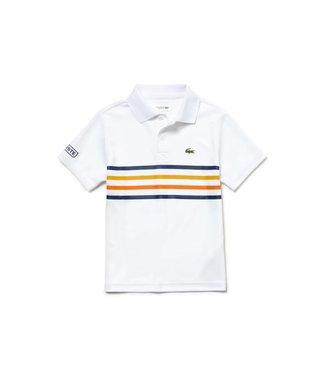 Lacoste Lacoste Djokovic Polo Stripe Boys