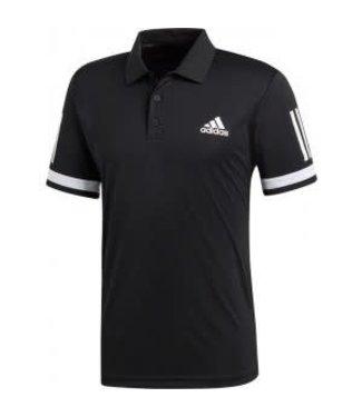 Adidas Adidas Club Polo Stripe Heren