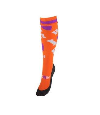 Hingly Hingly Funsokken I Love Hockey Oranje