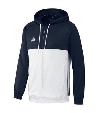 Adidas Adidas T16 Hoody Heren Blauw