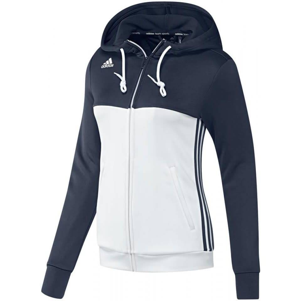 Adidas T16 Hoody Dames Blauw