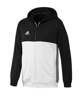 Adidas Adidas T16 Hoody Junior Zwart