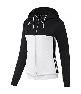 Adidas Adidas T16 Hoody Dames Zwart