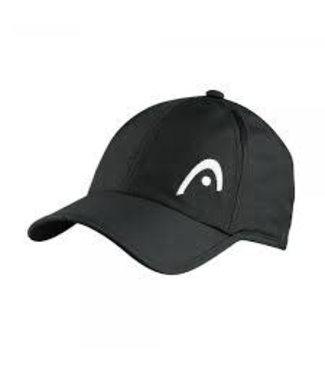 Head Head Pro Player Cap Zwart