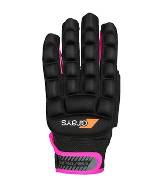 Grays Grays International Pro Indoor Handschoen Links Pink