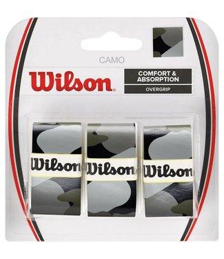 Wilson Wilson Overgrip Black Camo