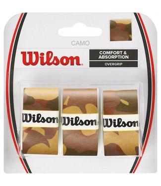 Wilson Wilson Overgrip Brown Camo