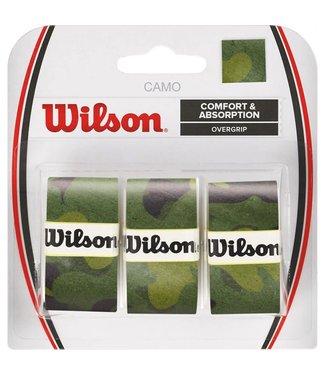 Wilson Wilson Overgrip Green Camo