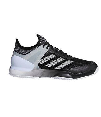 Adidas Adizero Ubersonic 2 Clay Zwart
