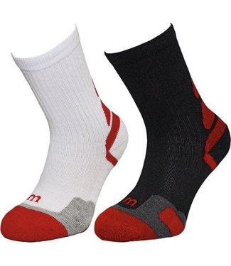 Wilson Wilson Tennis Socks Junior 3-pack