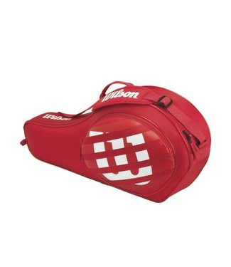 Wilson WILSON MATCH TRIPLE JR TENNISBAG
