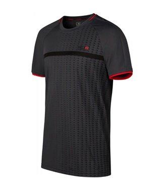 Sjeng Sports Sjeng Benson T-Shirt Grijs Junior