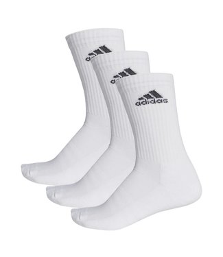 Adidas Adidas Cushioned 3-Pack Sokken Wit