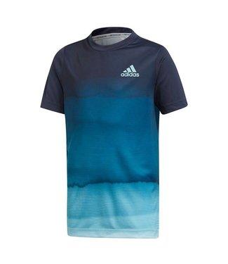 Adidas Adidas Parley Printed Boys Tee