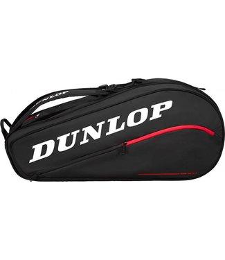 Dunlop Dunlop Srixon CX Team 8 Bag Zwart/Rood