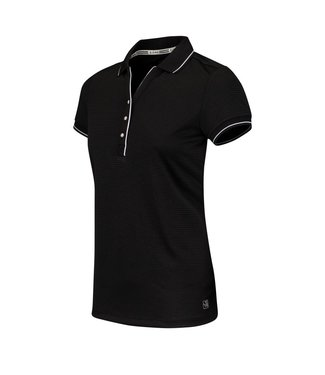 Sjeng Sports Sjeng Slam Polo Black