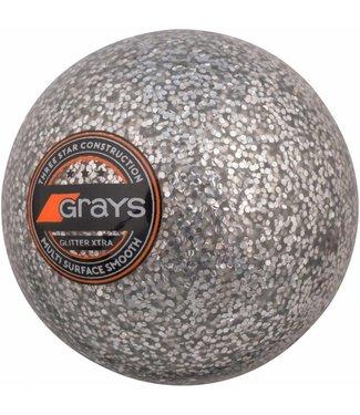 Grays Grays Hockeyball Glitter Xtra Zilver