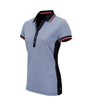 Sjeng Sports Sjeng Aleaya Plus Polo Navy