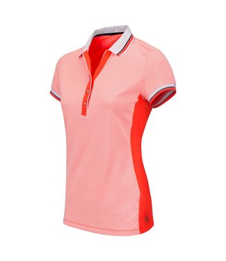 Sjeng Sports Sjeng Aleaya Plus Polo Coral