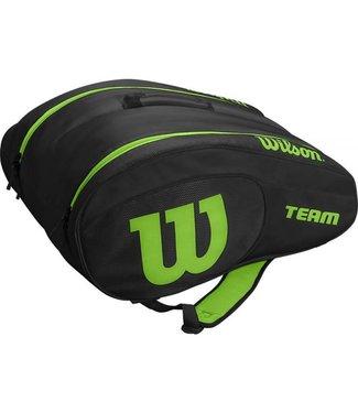 Wilson Wilson Padel Bag Black/Green