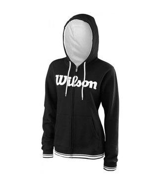 Wilson Wilson Team Script Full Zip Hoody