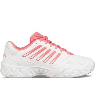 K-Swiss K-Swiss Bigshot Light 3 Omni Dames White/Pink