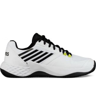 K-Swiss K-Swiss Aero Court White/Black/Yellow