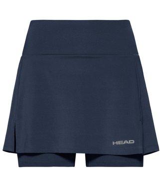 Head Head CLUB Basic Skort Long Navy