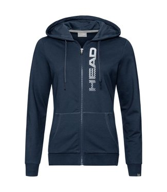 Head Head Club Greta Hoody Dames Navy