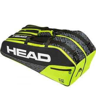 Head Head Core 6R Combi Black/Yellow