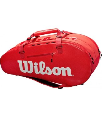 Wilson Wilson Super Tour 2 Comp Large Red