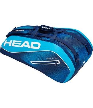 Head Head Tour Team 9R Supercombi Blauw