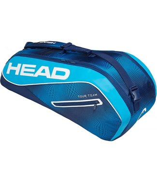 Head Head Tour Team 6R Combi Blauw