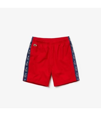 Lacoste Lacoste Sport Short Junior Rood