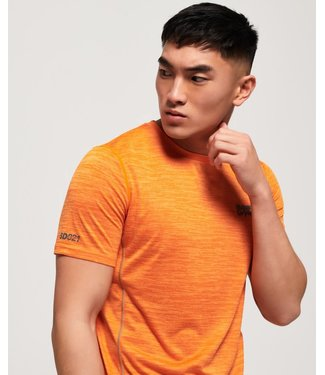 Superdry Superdry Sport Active T-Shirt Orange