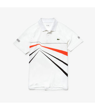 Lacoste Lacoste SPORT Technical Novak Djokovic Polo Wit