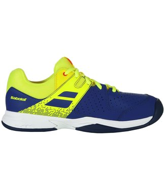 Babolat Babolat Pulsion All Court Junior Blue/Fluo Yellow