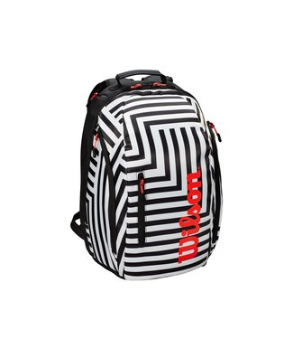 Wilson Super Tour Backpack BOLD