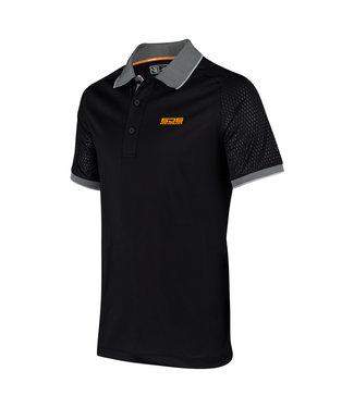 Sjeng Sports Sjeng Alwin Polo Black