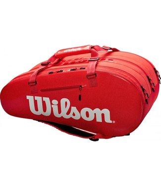 Wilson Wilson Super Tour 3 Comp Large Red